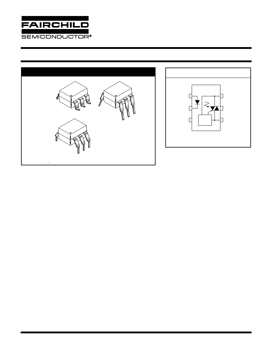 MOC3052-M pinout,MOC3052-M pin diagram.