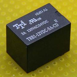 Надежные сигнальные реле семейства TRB1, в герметичном корпусе, способны коммутировать ток до 3А
