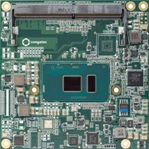 Conga-TS175 –процессорный модуль Congatec на базе Intel KabyLake 11.01.2017