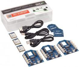 Отладочные  наборы  XKB2-Z7T-WTZM и XKB2-Z7T-WZM от компании  DIGI для создания ZigBee сетей