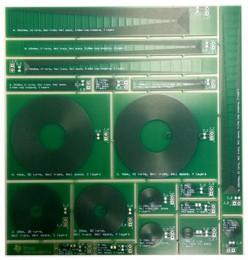 Коллекция эталонных PCB индуктивностей от Texas Instruments