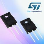 Высоковольтные семейства MDmesh K5 от ST Microelectronics