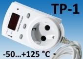 Терморегулятор ТР-1 в розетку 230В для бытовых нагревателей или охлаждающих устройств