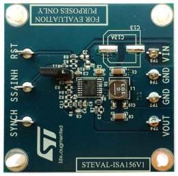 Оценочная плата импульсного синхронного понижающего стабилизатора напряжения на основе L6986