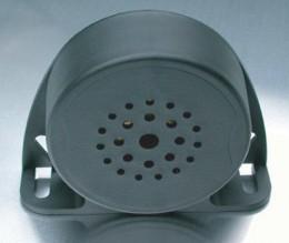 Громкая сирена SAP-1302-D для предупреждения о движении транспортного средства задним ходом