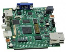 Отладочный набор для разработки приложений на основе процессора OMAP-L138