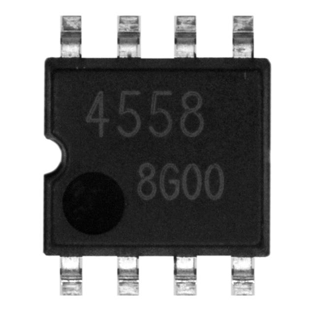 BA4558F-E2 - IC OPAMP DUAL 18V SOP8.